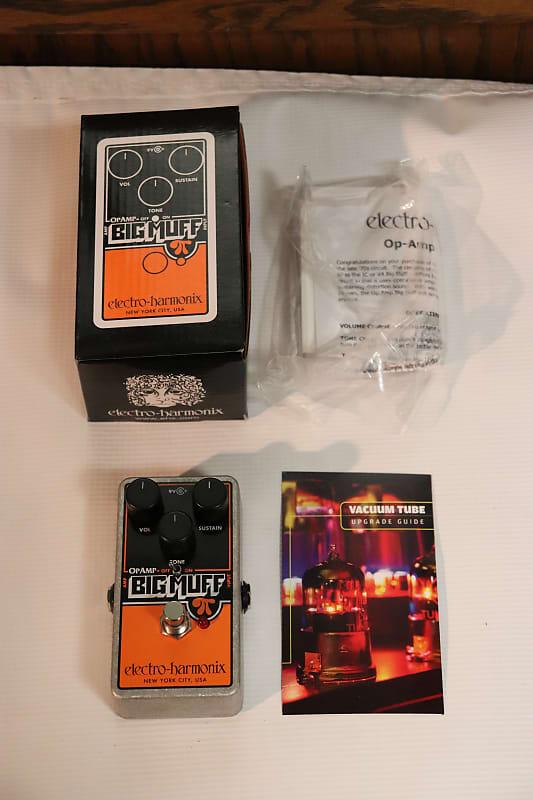 electro harmonix op amp big muff pi reissue fuzz brand new reverb. Black Bedroom Furniture Sets. Home Design Ideas