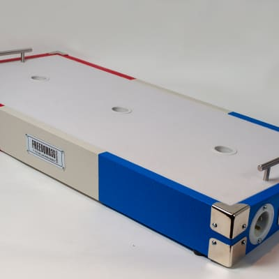 Freedom 836 Pedalboards America 2020 Red/White/Blue for sale