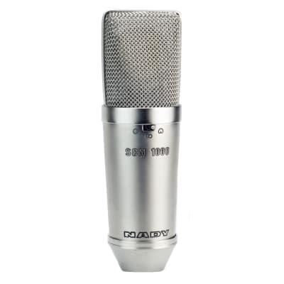 Nady SCM-1000 Large Diaphragm Multipattern Condenser Microphone