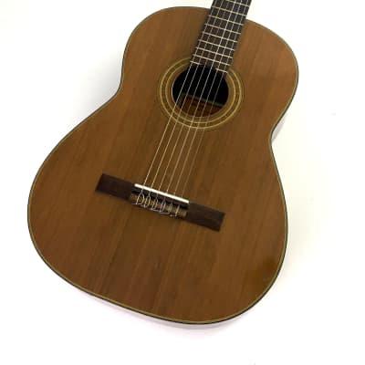 Rare 1969! Vintage Hashimoto Gut Guitar Classical '69 Natural Spanish MIJ Japan for sale