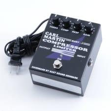 Carl Martin Compressor Limiter Guitar Effects Pedal P-05334