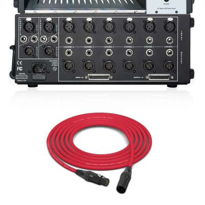 Rupert Neve Designs R6 | 6 Space 500-Series Chassis Rack