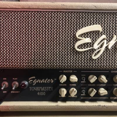 Egnater Tourmaster Head  with 212 Cabinet