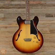 Gibson EB-6 Thinline Hollowbody Early '60s Sunburst image