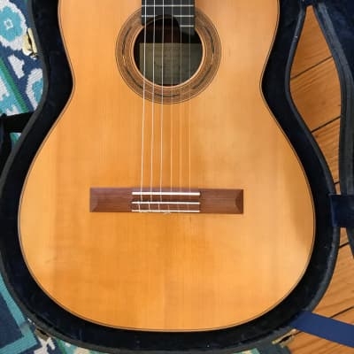 Gregory Byers Spruce Concert Classical, 630 Scale 2005 French Polish for sale