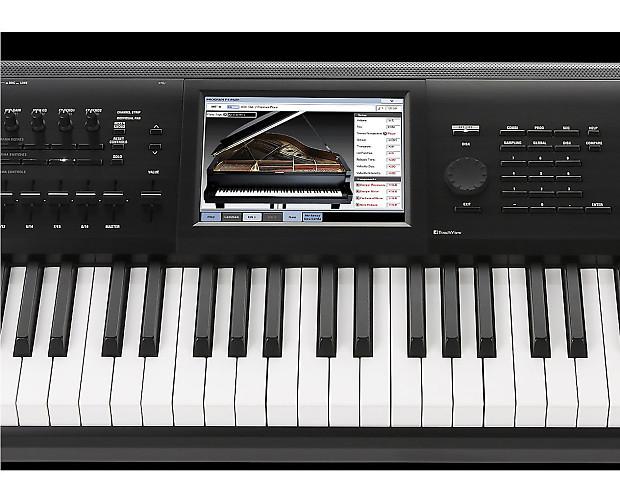 korg kronos 2 61 key synthesizer workstation keyboard used reverb. Black Bedroom Furniture Sets. Home Design Ideas