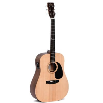 Sigma DME Dreadnought Acoustic Electric Guitar for sale