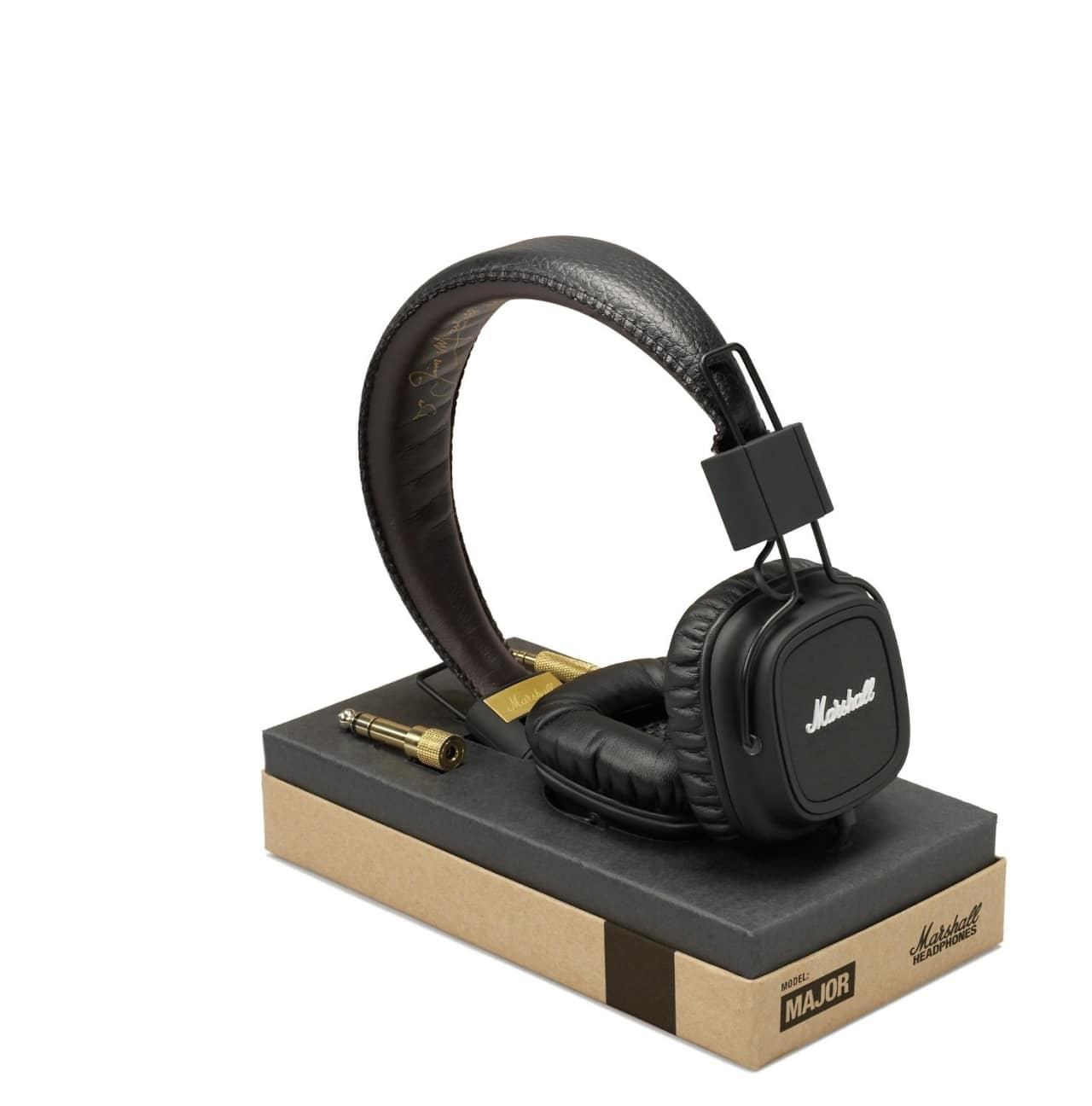 Marshall Audio Major On Ear Stereo Headphones With Mic And Reverb Beyerdynamic Headphone Dtx 350m