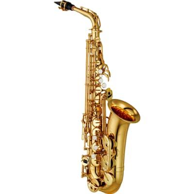Yamaha YAS-480 Alto Saxophone Outfit