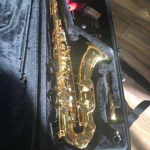 Yamaha YTS-580AL Allegro Tenor Saxophone