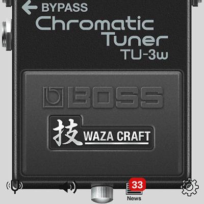 BOSS Tuner App - Chromatic Tuner App