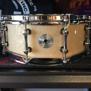 """Mapex ARML4650CWT Armory 14x6.5"""" Matching Maple Snare Drum"""