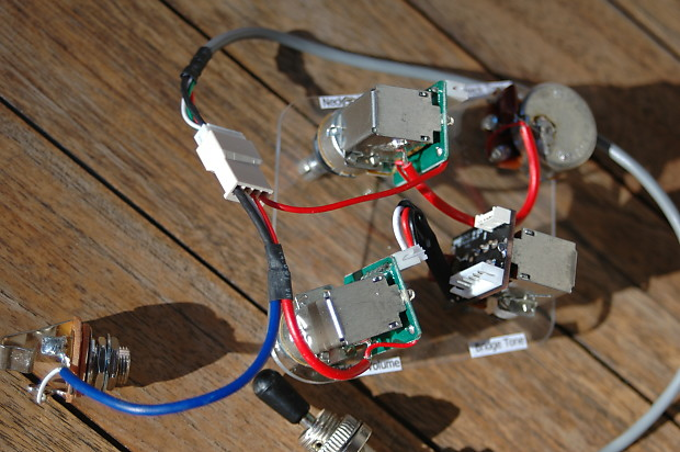Epiphone Les Paul Pro Wiring Harness Coil Split And Phase