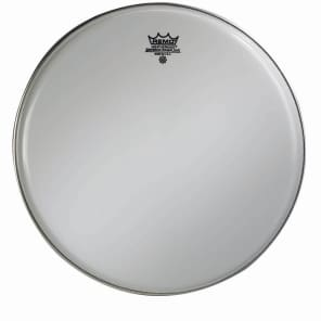 Remo Emperor Smooth White Crimplock Tenor Drum Head 14""