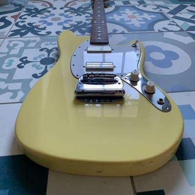 Fender Mustang  1969 Blond for sale