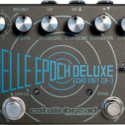 Catalinbread Belle Epoch Deluxe Delay Guitar Pedal