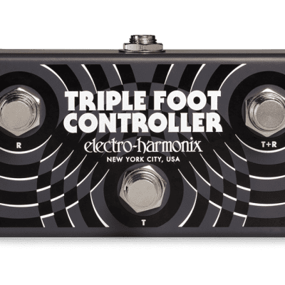 Electro-Harmonix Electro Harmonix Triple Foot Controller Remote Footswitch for sale