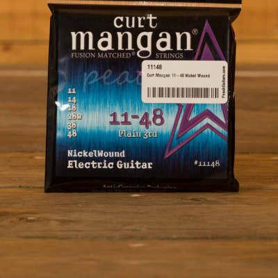 Curt Mangan 11-48 Nickel Wound