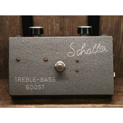 Schaller Treble Bass Boost (vintage, west-Germany) for sale
