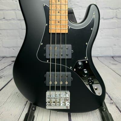 Balaguer Goliath Bass - Satin Black w/Roasted Maple Neck for sale