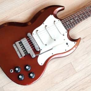 Gibson Melody Maker III Sparkling Burgundy 1967