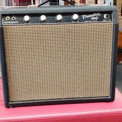 Fender  Princeton  1964 Blackface Tuxedo - Pre CBS for sale
