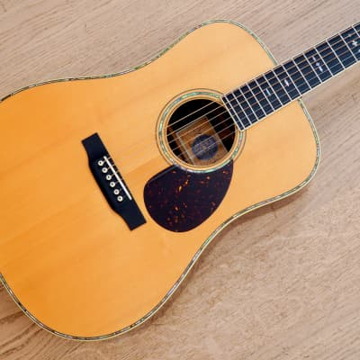 1983 Franklin OM No. 4, Brazilian Rosewood Dreadnought Acoustic Guitar One-Owner Near Mint w/ Case for sale