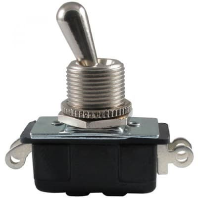 Carling 2 Position Toggle Switch, DPST