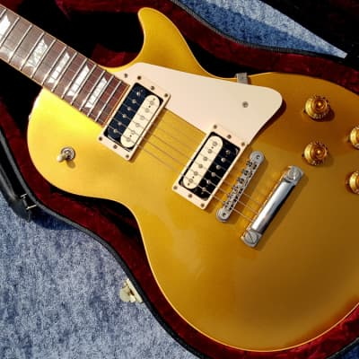 Gibson Custom Shop Historic 1957 Les Paul Standard Gold Top for sale