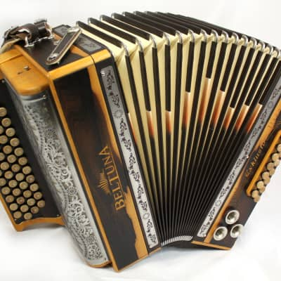 Beltuna Alpstar IV D Pro Exclusiv Ziricote G C F B steirische Harmonika