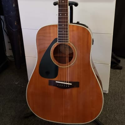Yamaha  DW-4 SEL Left Handed Acoustic Electric