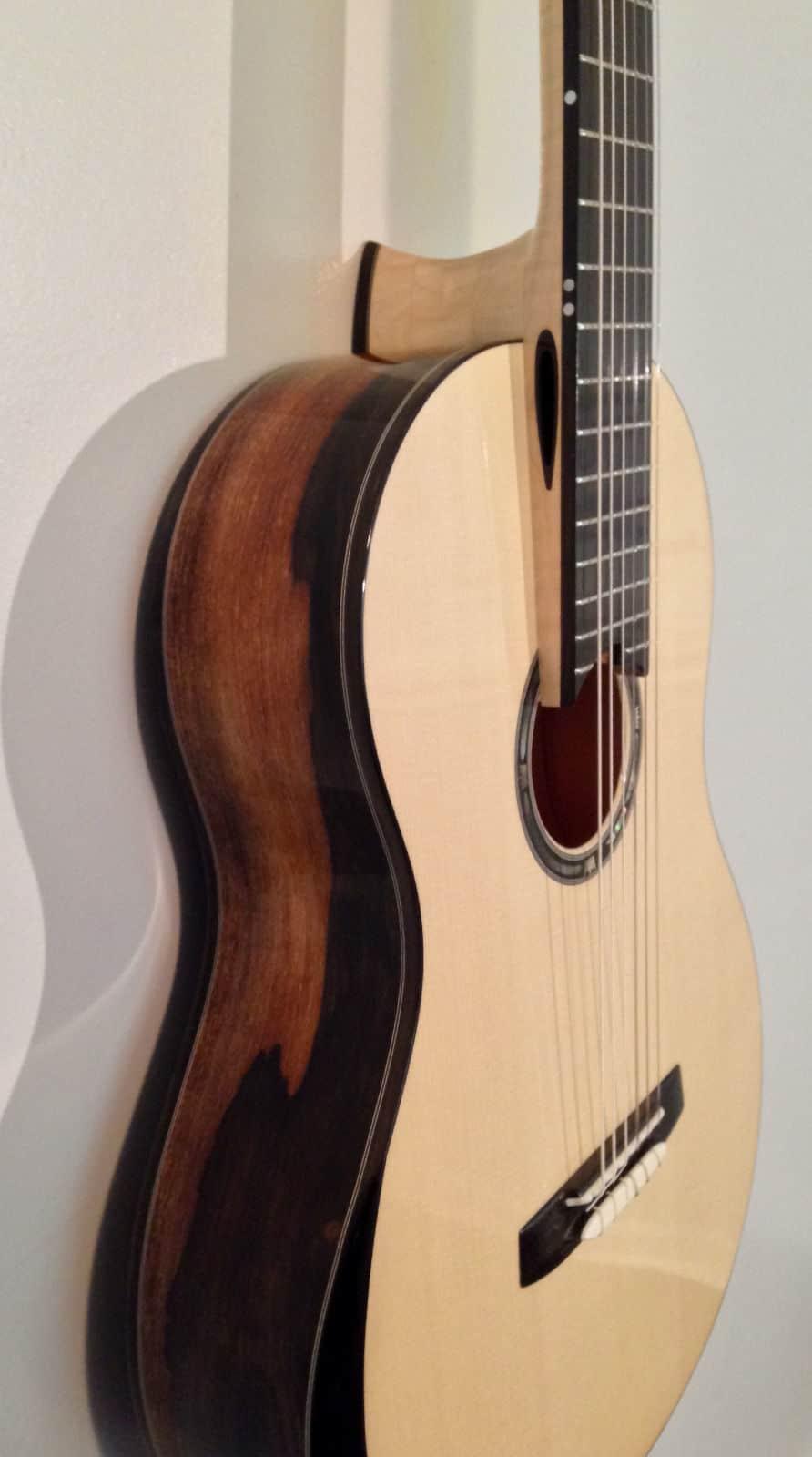 2016 rafal turkowiak classical guitar spruce walnut reverb. Black Bedroom Furniture Sets. Home Design Ideas