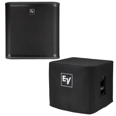 """Electro-Voice ZXA1-Sub 12"""" Powered Subwoofer. W/ free Cover."""