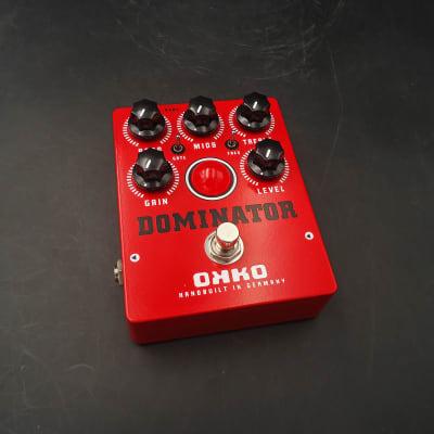 OKKO Dominator MKII Red for sale