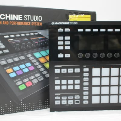 Native Instruments Maschine Studio Production System - Previously Owned