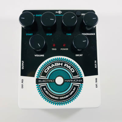 Electro-Harmonix Crash Pad Analog Drum Synth  *Sustainably Shipped*
