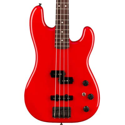 Fender Boxer Series PJ Bass, Rosewood Fingerboard, Torino Red for sale