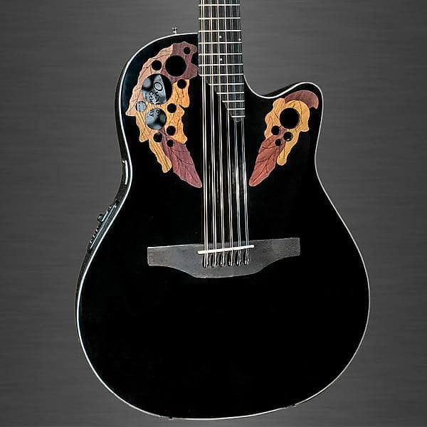 ovation ce4412 5 celebrity elite 12 string acoustic guitar reverb. Black Bedroom Furniture Sets. Home Design Ideas