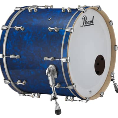 "RFP2418BX/C418 Pearl Music City Custom Reference Pure 24""x18"" Bass Drum w/o BB3"