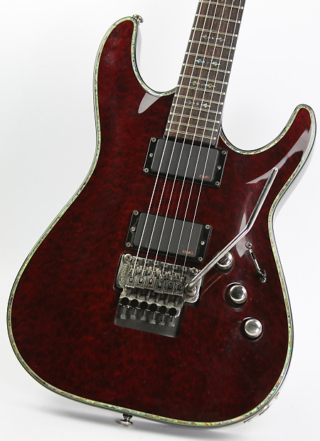 schecter hellraiser c 1 fr wine red reverb. Black Bedroom Furniture Sets. Home Design Ideas