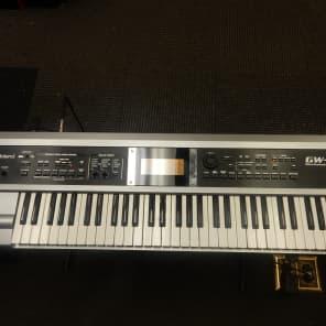 Roland GW-7 61-Key Workstation Keyboard