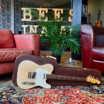 NEW! - Lightweight 2.6Kg - 2020 Panucci Smokey Blonde Telecaster for sale