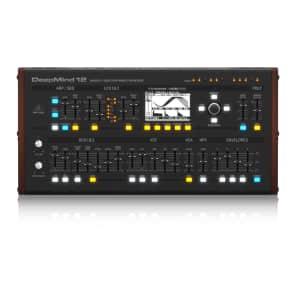 Behringer DeepMind 12D Desktop 12-Voice Polyphonic Analog Synth Module