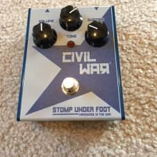 Stomp Under Foot Civil War Muff Fuzz - Vintage Edition - limited release SUF 2018