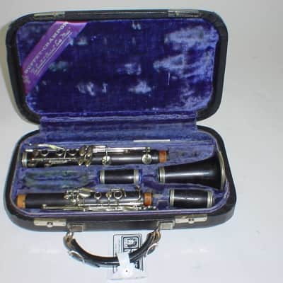 Buffet Crampon Professional Bb Clarinet - Vintage 1950's With Original Case