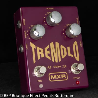 MXR M159 Stereo Tremolo made in USA