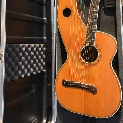 Dyer Style 7 Harp Guitar 1904-1907 for sale