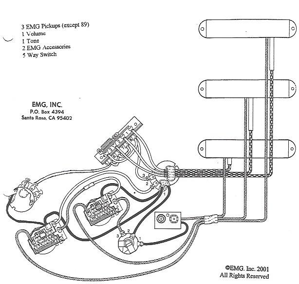 Emg Sa Pickups Wiring Diagram