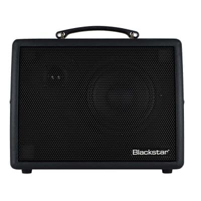 BlackStar Sonnet 60 Black 60-Watt Acoustic Guitar Amplifier for sale