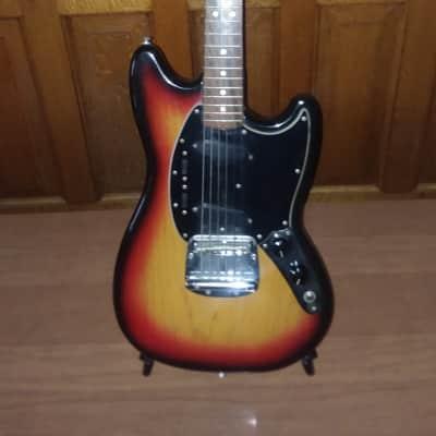 Fender Mustang 1976 Sunburst